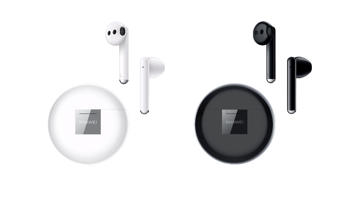 Huawei Freebuds 3, Kopfhörer mit Geräuschunterdrückung, um den Airpods standzuhalten