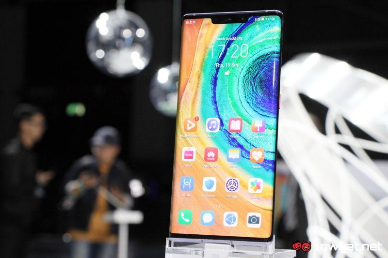 Huawei Mate 30 Pro zum Anfassen: Mehr als nur ein Quad-Kamera-Handy