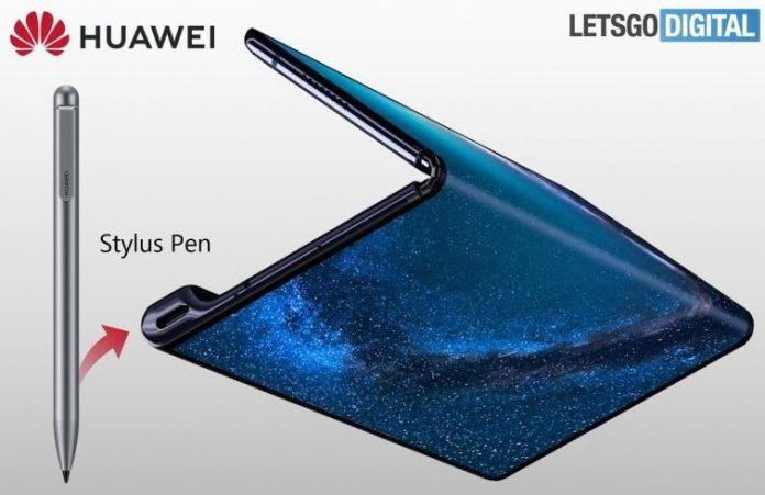 Huawei Mate X2 patentiert mit Stylus im Mix; Hier ist was wir wissen 1