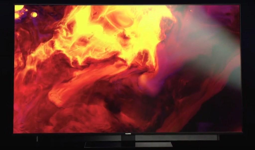 Die neue Smart-TV-Linie von Huawei wird eine 4K-Auflösung von bis zu 85 Zoll haben.