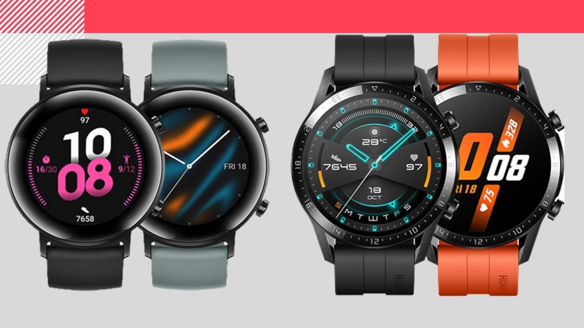Huawei Watch GT 2 Sportuhr in zwei Modellen erhältlich 1