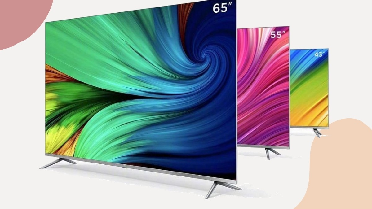 In China wird Mi Fullscreen TV Pro mit 4K-Display vorgestellt 1