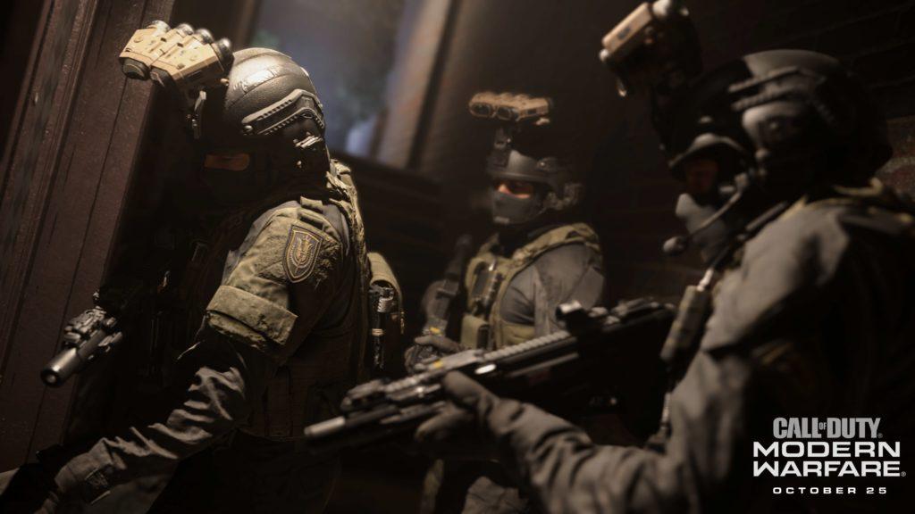 Infinity Ward befasst sich noch mit Änderungen an der Minikarte in Call of Duty: Modern Warfare  - Application Gratuite 1