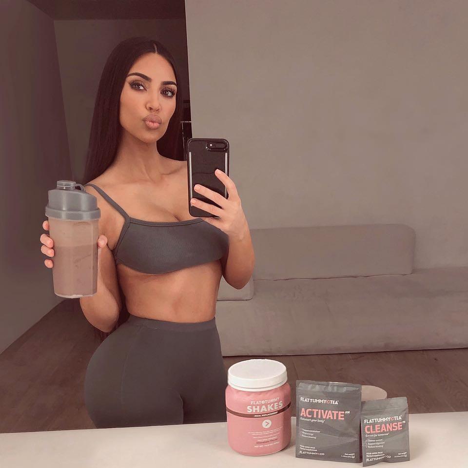Instagram  verbietet Promis wie Kim K endlich die Auspeitschung von Diätprodukten und Schönheitsoperationen für Jugendliche