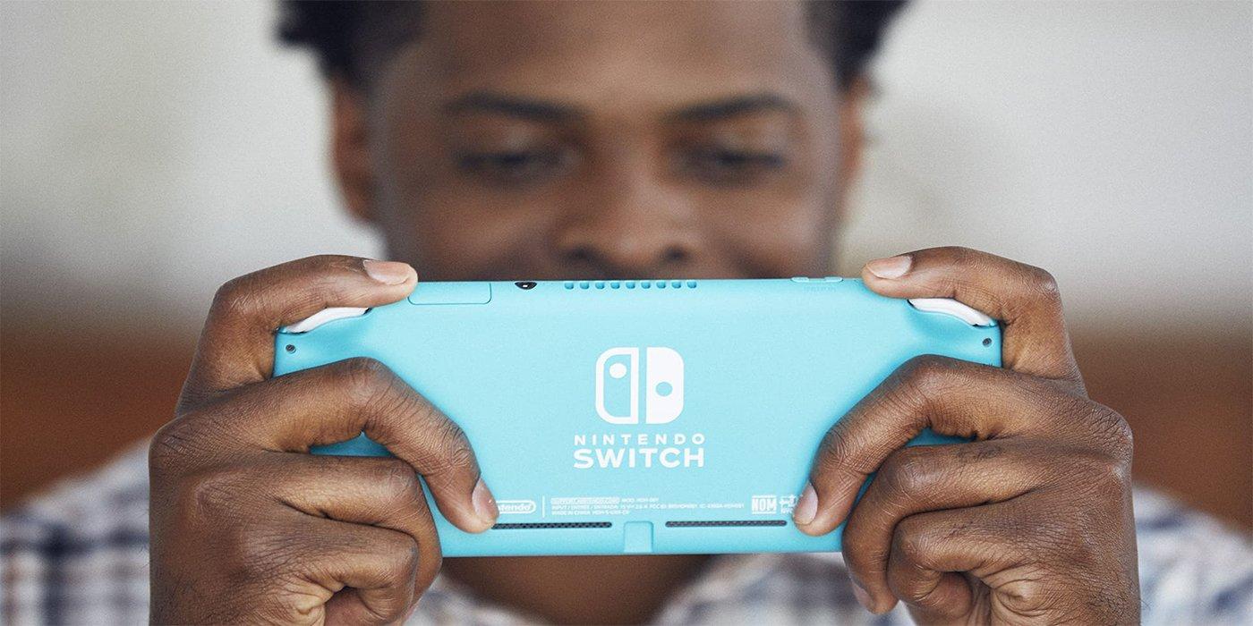 Ist der Nintendo Switch Lite Der beste Handheld aller Zeiten? | Spiel Rant