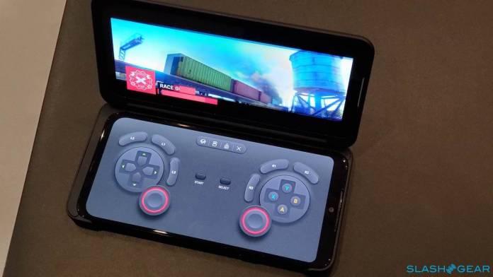 LG G8X ThinQ Bilder