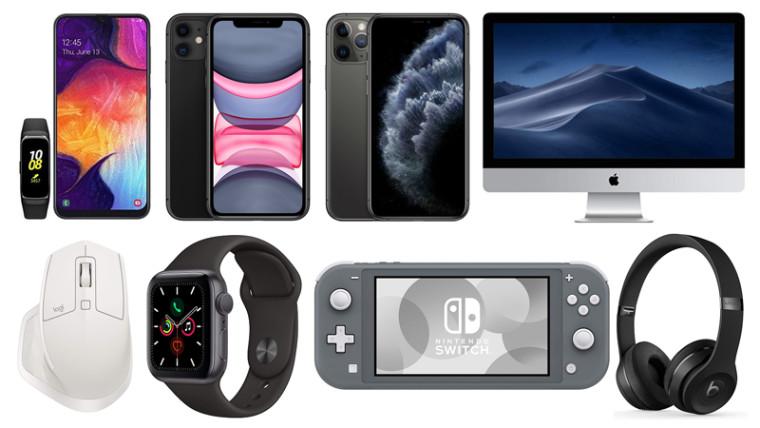 Letzter Tag zur Vorbestellung: iPhone 11, Apple Watch Serie 5, Samsung Galaxy A50, Nintendo Switch Lite 1