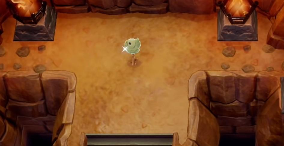 Link's Awakening: The Bird Key Location und das Froschlied der Seele 1