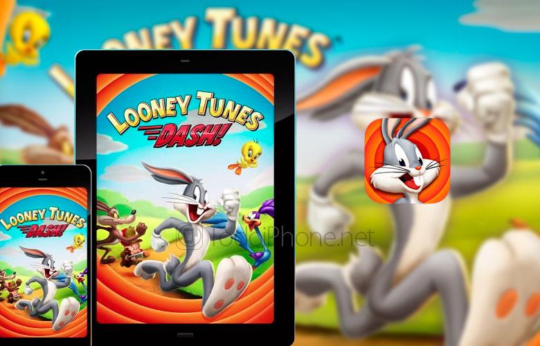 Mit Looney Tunes Dash laufen! für iPhone und iPad 1