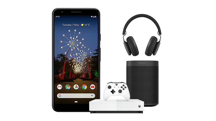 Mit diesem Pixel 3a-Angebot von EE erhalten Sie einen kostenlosen Xbox One S-, Sonos One- oder B & O-Kopfhörer