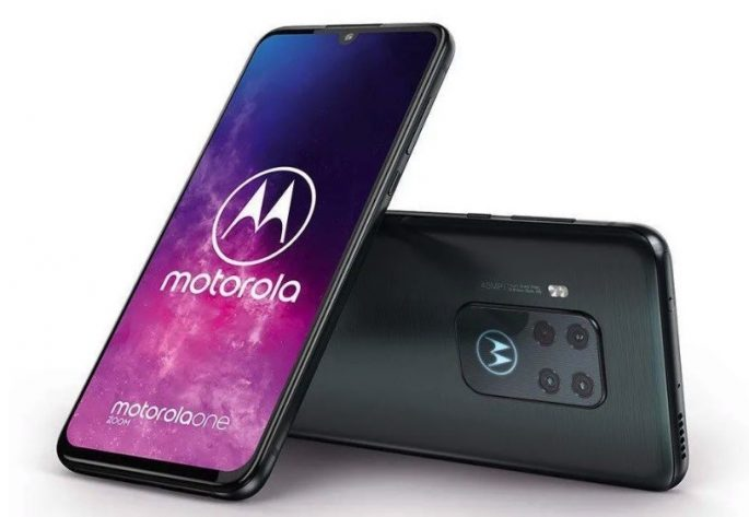 Motorola One Zoom verfügt über ein 6,4-Zoll-Super-AMOLED-Display