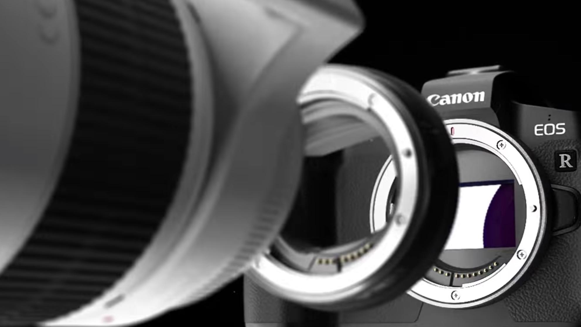 Neue Gerüchte, dass Canon eine spiegellose EOS R-Kamera für Profis herausbringen wird, tauchen auf 1