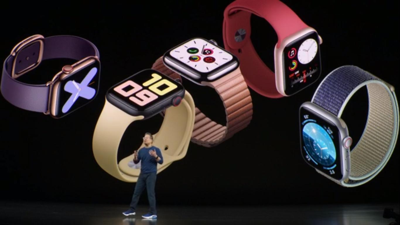 Nicht viel, aber nicht weniger: Apple Watch Serie 5 bringt das am meisten erwartete Merkmal 1
