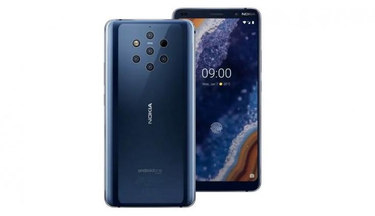 Nokia 9 Pureview Update in Indien bringt September Android Security Patch 1