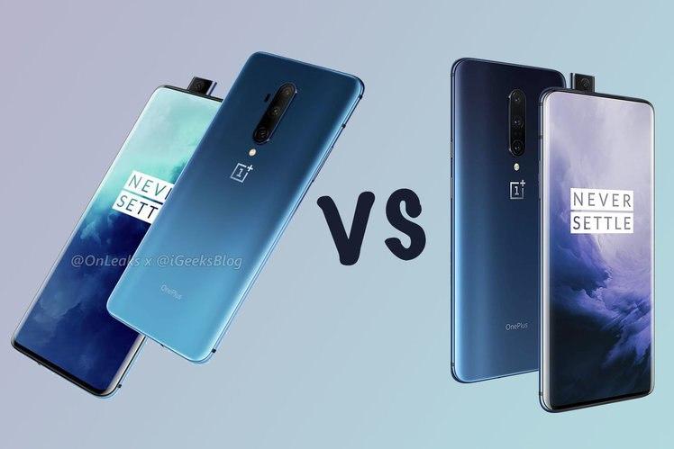 Unterschied Oneplus 7 Pro Und 7t Pro