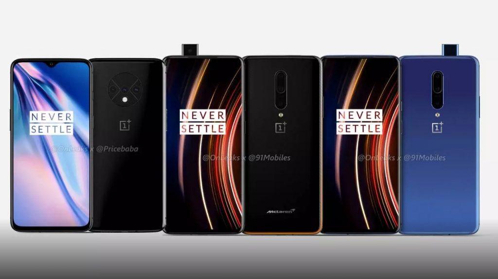 OnePlus 7T und OnePlus 7T Pro ihre Unterschiede 1