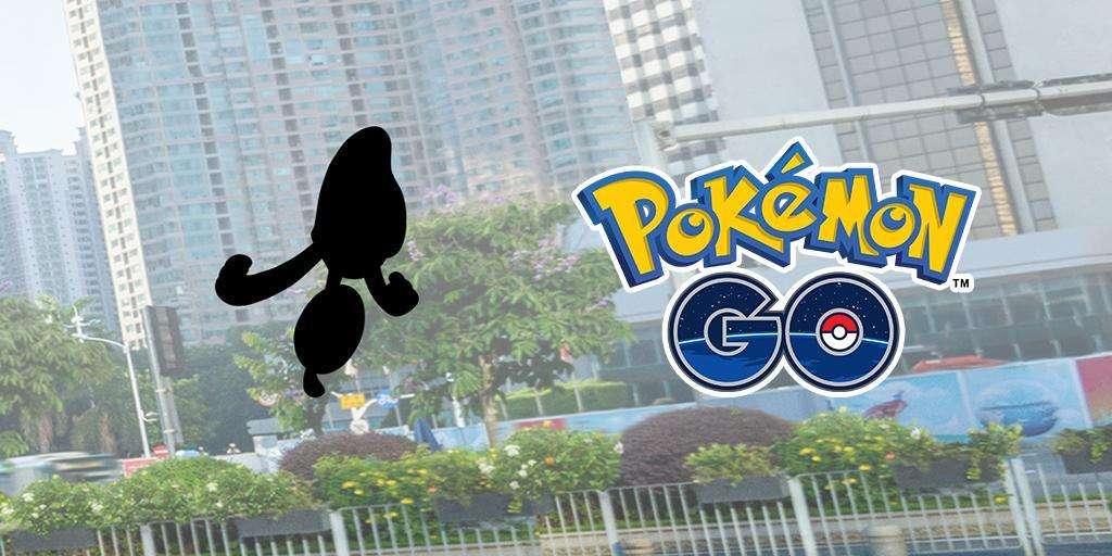 Pokemon Go's erstes Pokemon Teased der Generation 5 [Update] 1