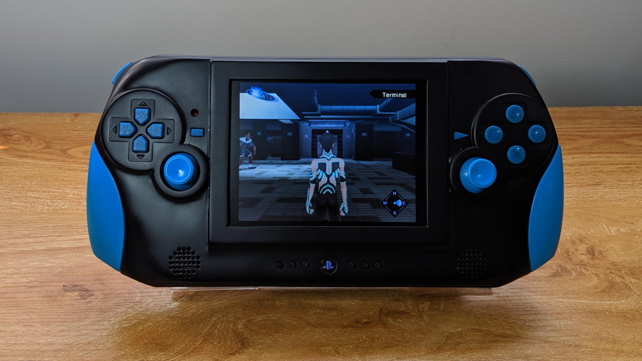 Portable PS2 PIS2