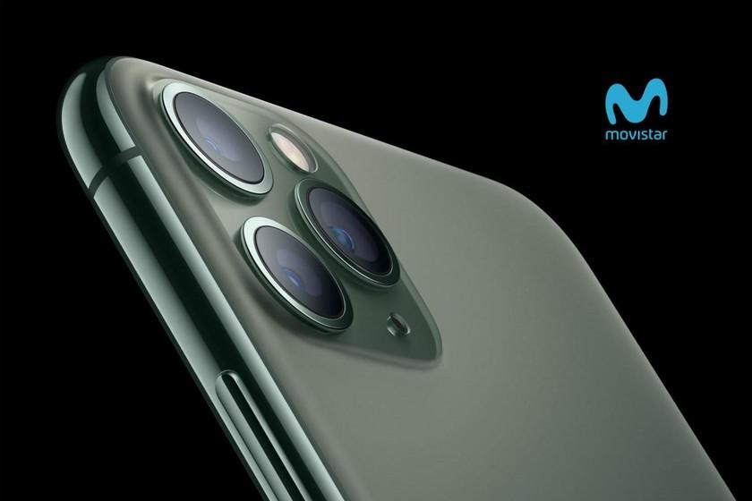 Preise iPhone 11, 11 Pro und 11 Pro Max mit Movistar-Tarifen