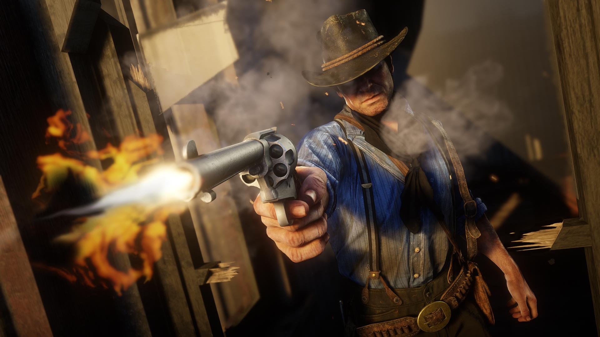 Red Dead Redemption 2 Update Version 1.13 - Vollständige Patchnotizen (PS4, Xbox One) 1