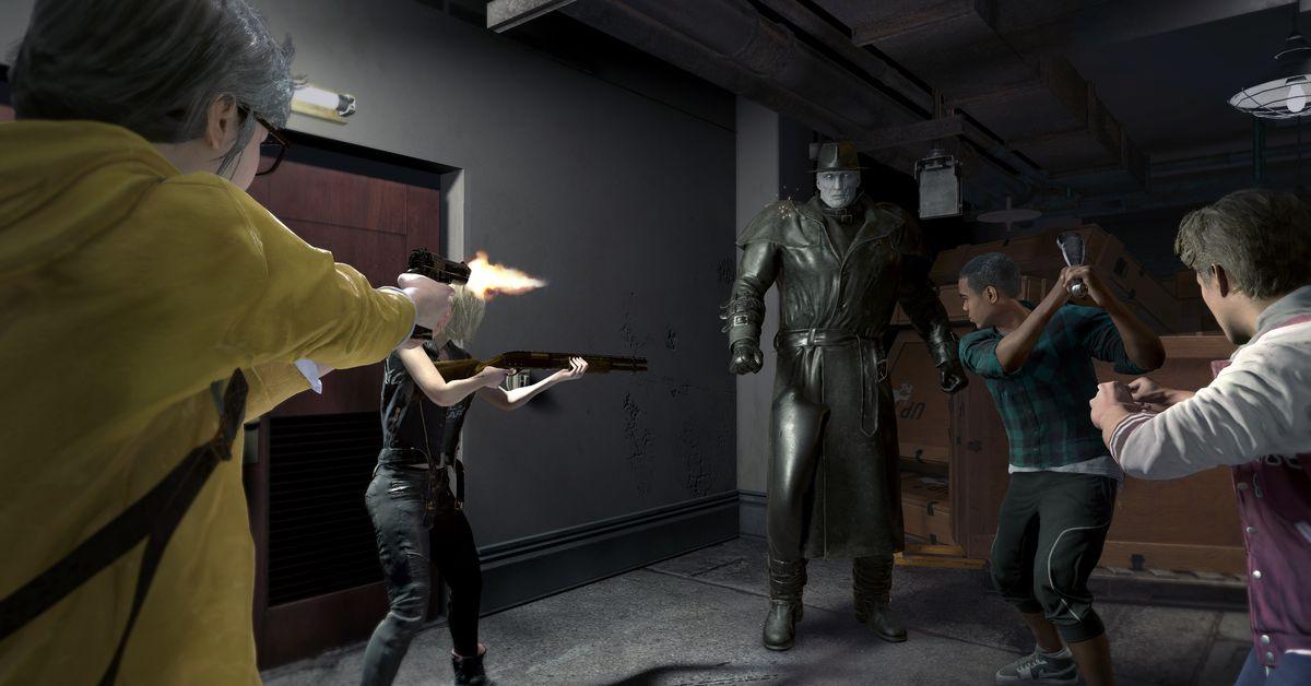 Resident Evil Project Resistance-Gameplay-Trailer auf der TGS 2019 vorgestellt 1