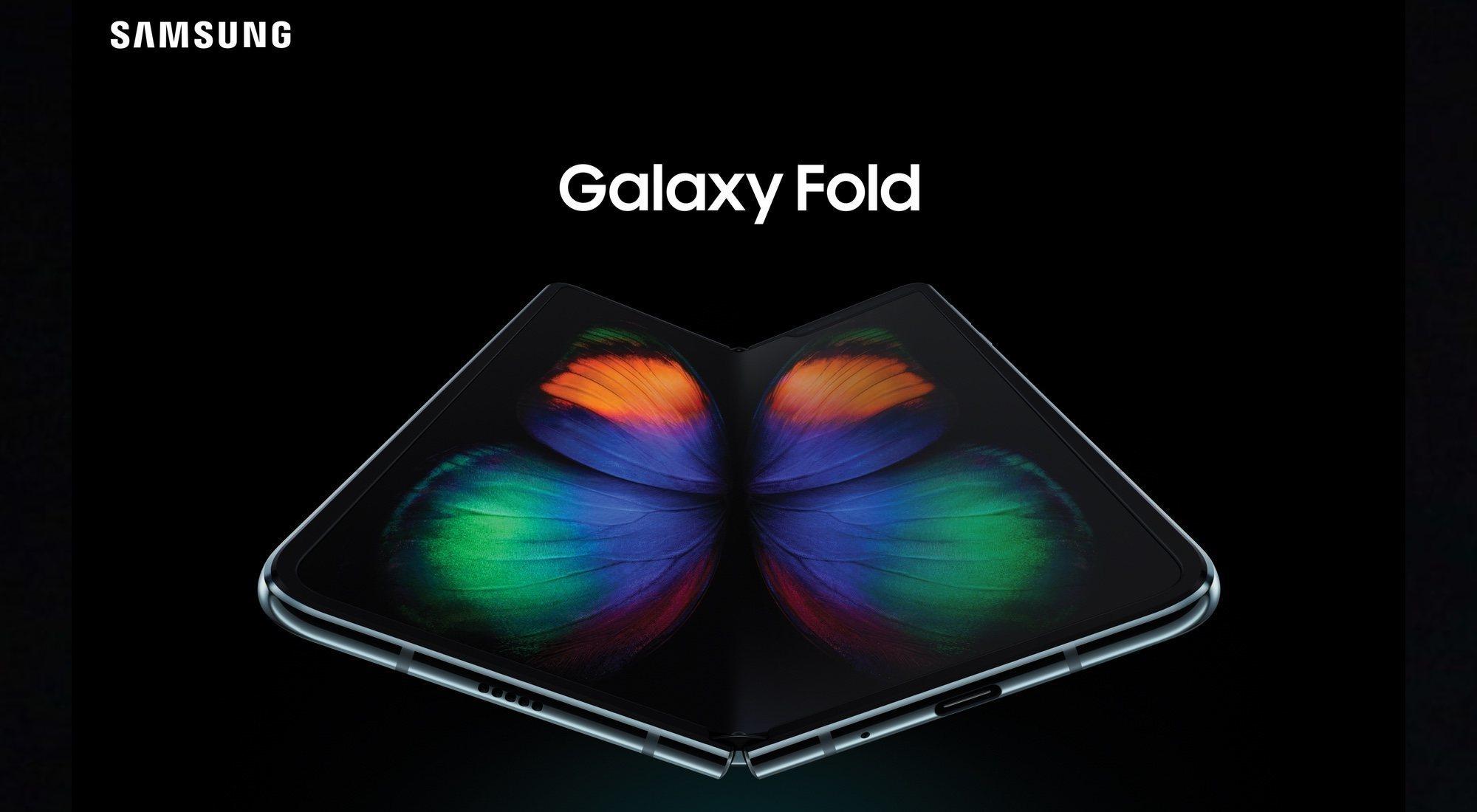 Samsung Galaxy Fold  Es ist offiziell: Fehler und Preis in Europa korrigiert 1