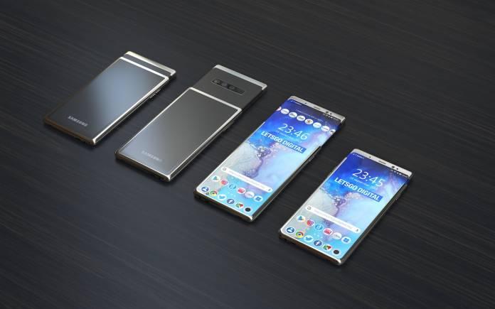 Samsung Galaxy S11-Bildrender werden online angezeigt 1