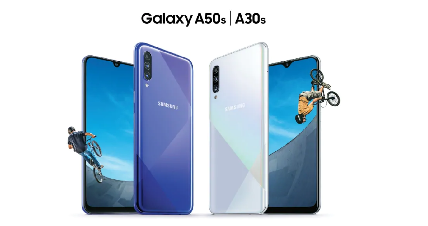 Samsung launches Mid-range Galaxy A30s and A50s; Features Triple Rear Cameras