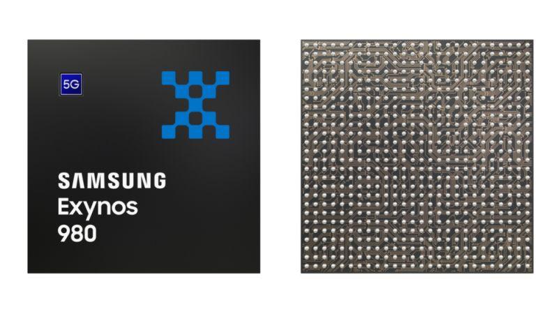 Samsung stellt Exynos 980 SoC vor Features Integriertes 5G-Modem und Unterstützung für 108MP-Kameraauflösungen 1