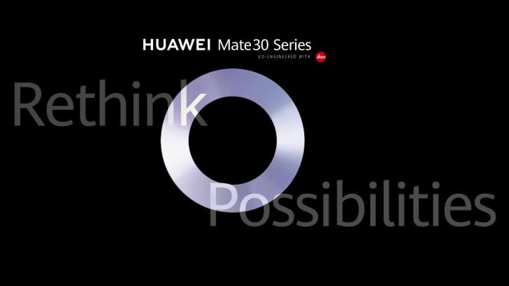 Sehen Sie sich den Livestream des Huawei Mate 30 ab 5 Uhr morgens an 1
