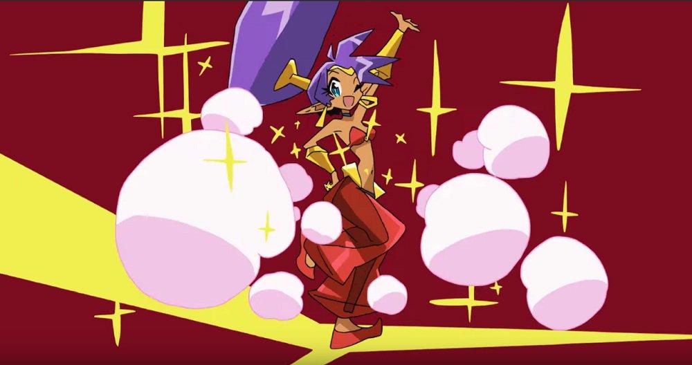 Shantae und die sieben Sirenen 'Teil 1' startet heute Apple Arkade, Passage