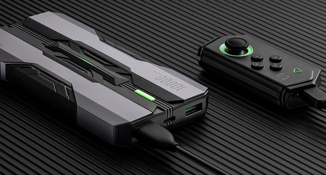 Neue Power Bank of Black Shark, die Spielemarke von Xiaomi. Xiaomi Addicted News
