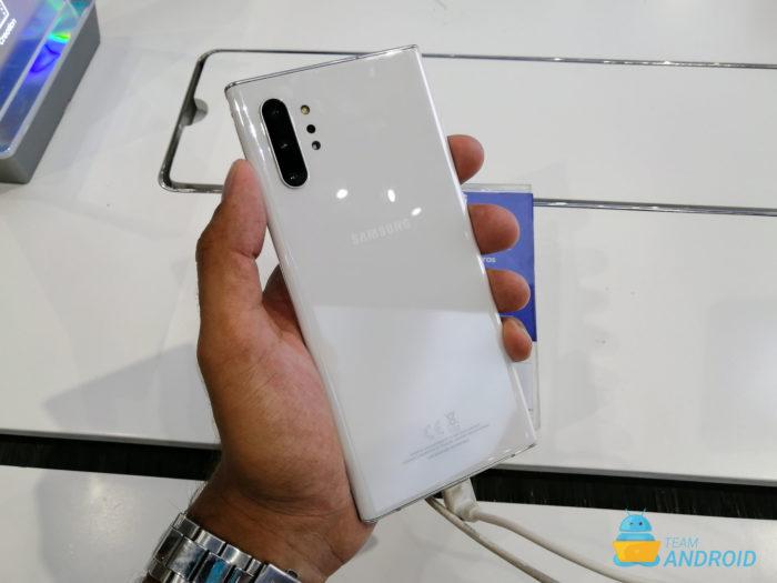 Entsperren Sie den Bootloader von Samsung Galaxy Note  10 / Galaxy Note  10 Plus