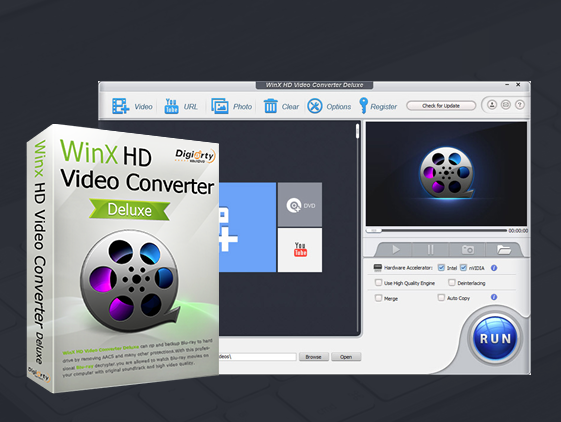 So komprimieren Sie 4K auf 1080P mit WinX HD Video Converter Deluxe [Review And Giveaway]