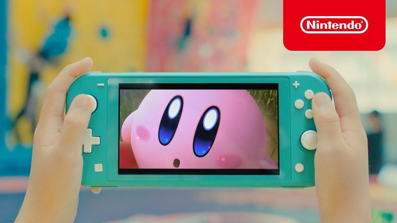 Switch Lite bekommt einen weiteren japanischen Werbespot