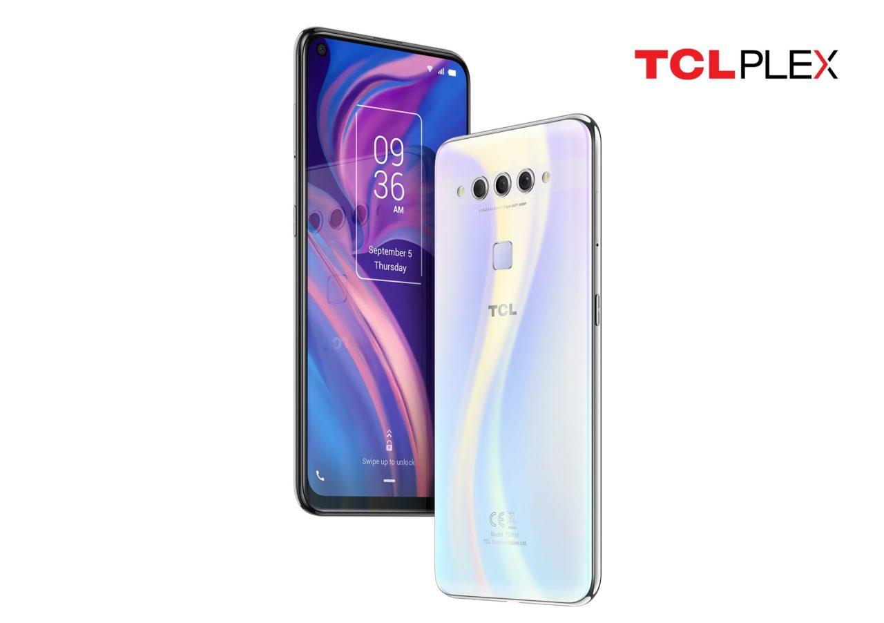 TCL bringt sein Display-Know-how mit dem TCL PLEX auf das Handy 1