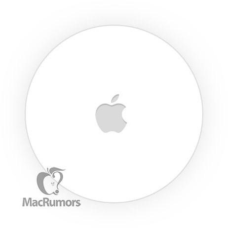 Bild des Bluetooth-Trackers von Apple auf iOS 13 gefunden