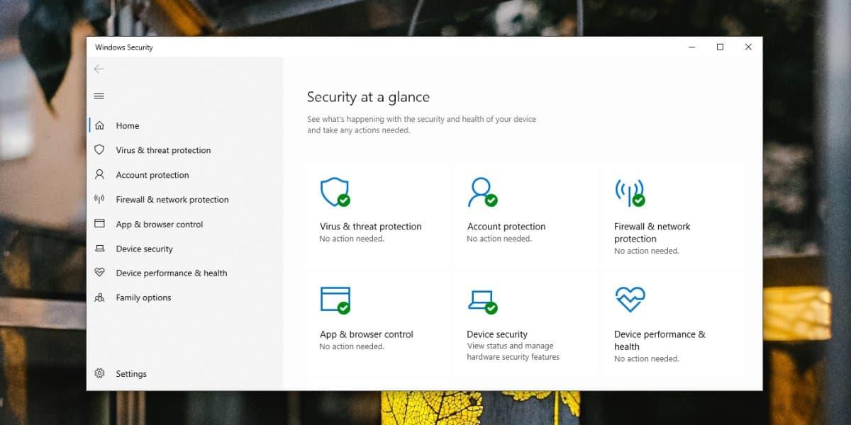 Wie begrenzen Windows Defender-CPU-Auslastung ein Windows 10 1