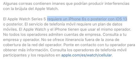 1️⃣ Wir erinnern uns: die Apple Watch Serie 5 ist ...