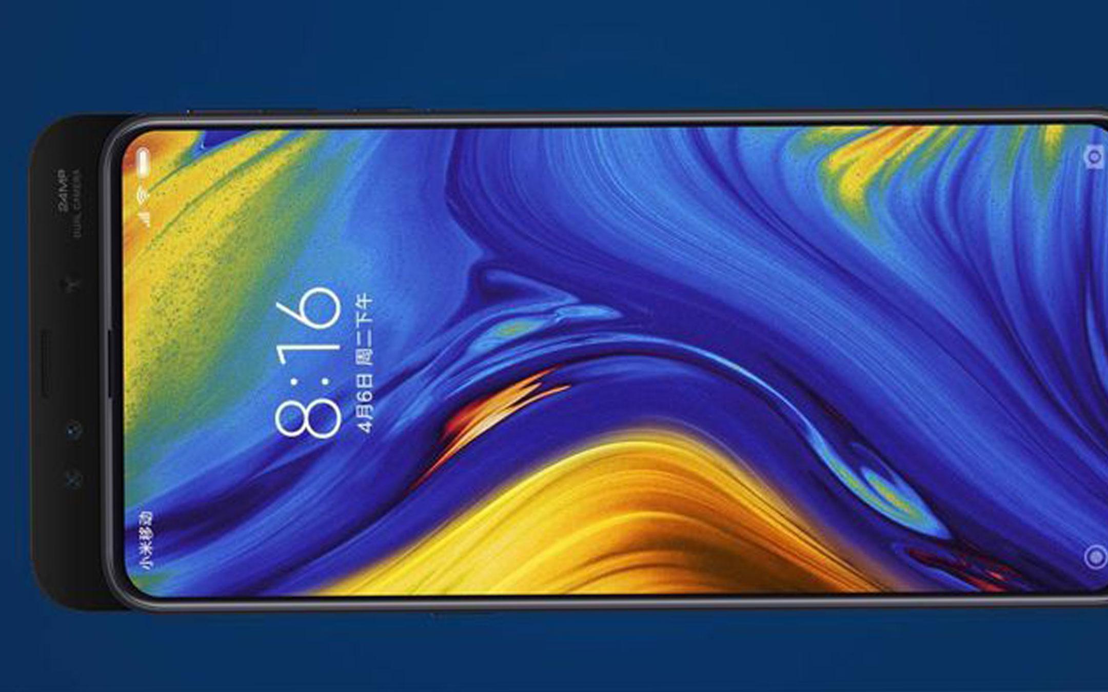 Xiaomi Mi MIX 4: Es gibt vielleicht einen Starttermin 1