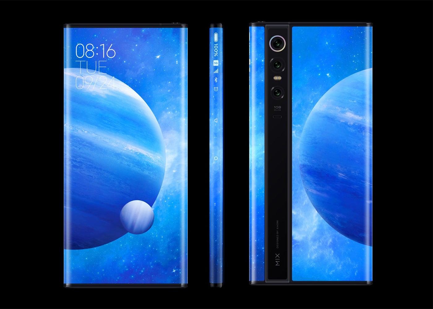 Xiaomi Mi MIX Alpha: Die chinesische Firma erfindet gebogene Bildschirme neu 1