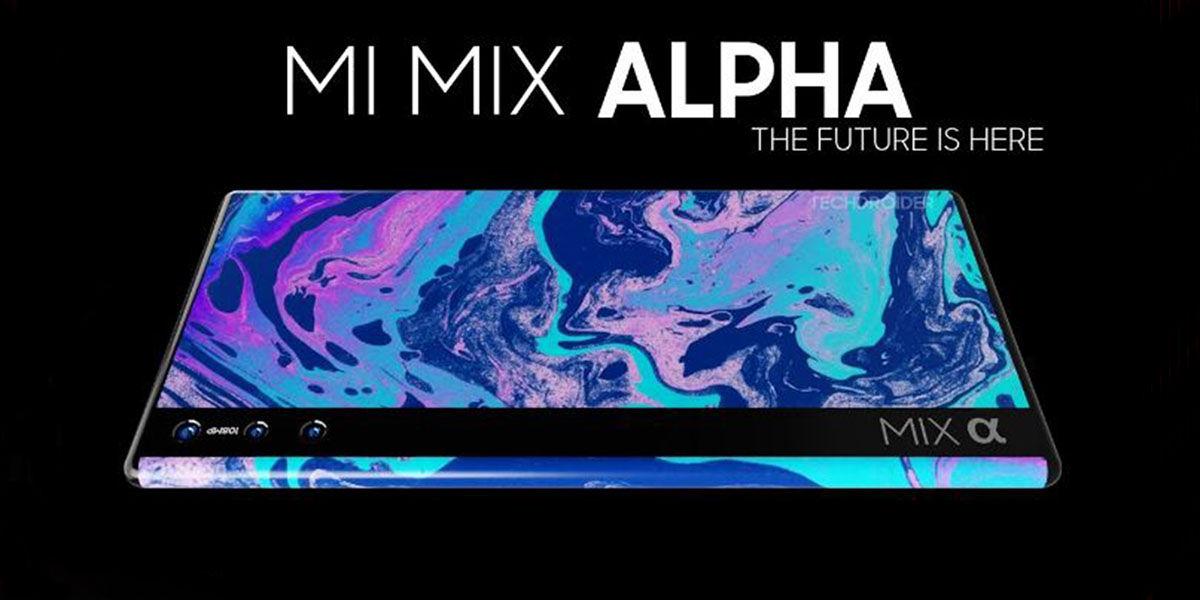 Xiaomi Mi Mix Alpha: Eine Bestie mit 100 MP und 100% Vorteil