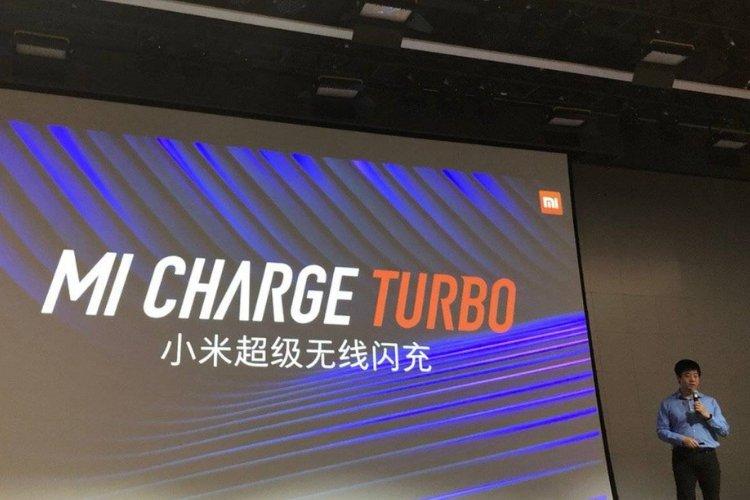 Xiaomis 30 W Mi Charge Turbo Wireless Charging Tech vorgestellt 1