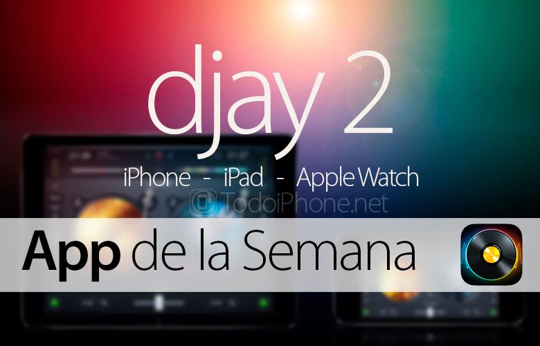 djay 2 - App der Woche bei iTunes 1