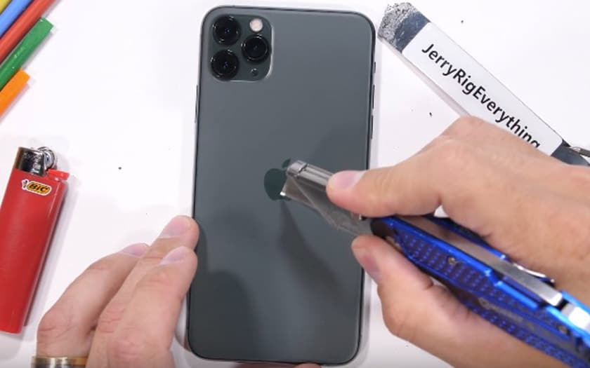 iphone 11 pro max test widerstand