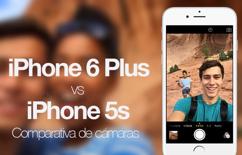 iPhone 6 Plus vs iPhone 5s, Kameravergleich 1
