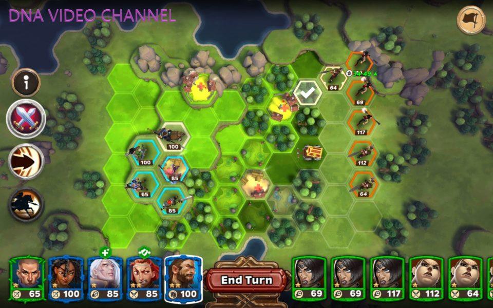 Schlacht der Kriegsherren von Aternum