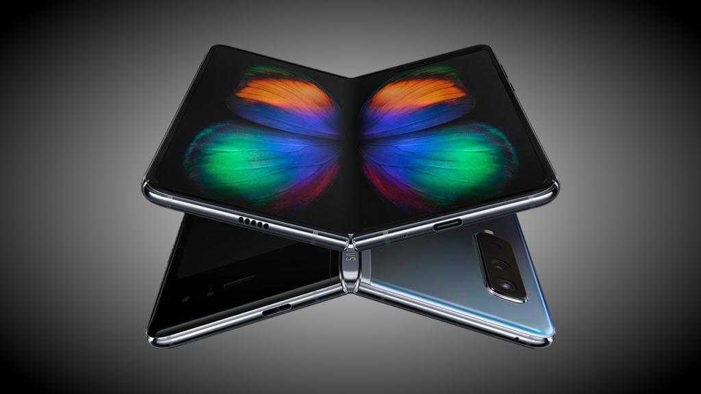 Samsung Faltmodell kommt mit technischen Spezifikationen