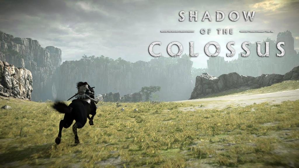 Shadow of the Colossus für PS4 behält die Vorzüglichkeit des PS2-Spiels bei und gilt als eines der besten Spiele des letzten Jahrzehnts (Foto: Playback)