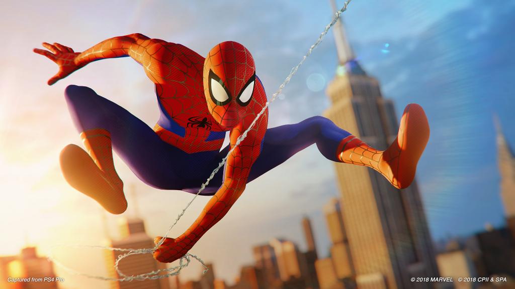 Das Spiel von Spiderman für PS4 ist nicht innovativ, holt jedoch alle Elemente des Erfolgs eines Open-World-Spiels heraus (Foto: Reproduktion).
